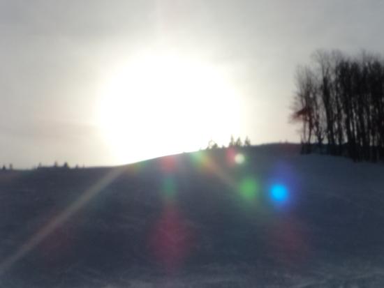 三連休中日でも快適に滑れる福井和泉|福井和泉スキー場のクチコミ画像3