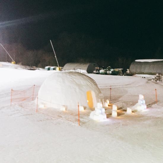 かまくら|スプリングバレー泉高原スキー場のクチコミ画像