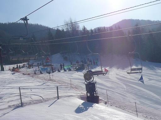 スノボの大会|信州松本 野麦峠スキー場のクチコミ画像