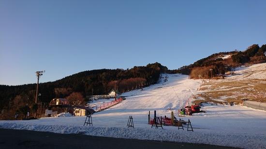 雪山の敵、それは暖冬!|ちくさ高原スキー場のクチコミ画像2