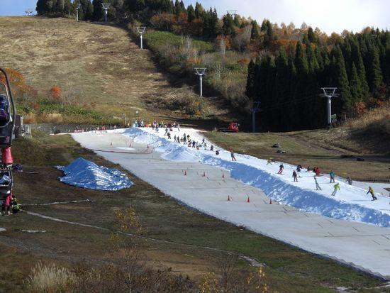 スキー場オープン日|ウイングヒルズ白鳥リゾートのクチコミ画像
