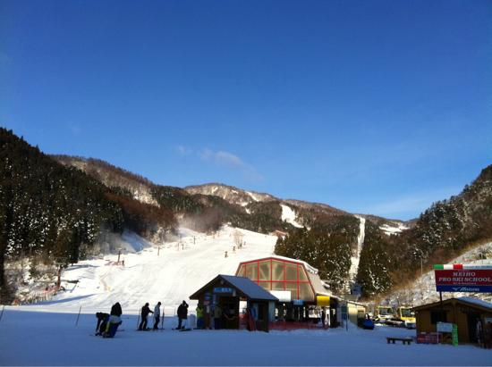 人も少ないし、さいこー( ´ ▽ ` )ノ|めいほうスキー場のクチコミ画像