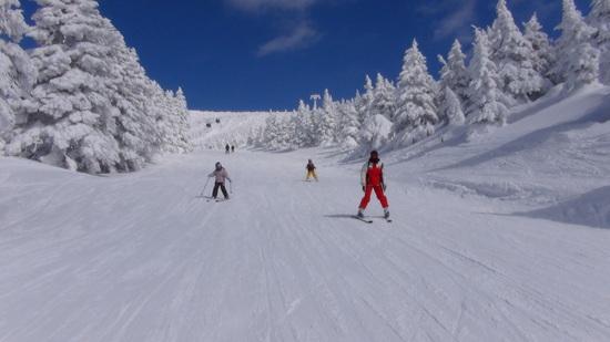 スケールが大きい|蔵王温泉スキー場のクチコミ画像
