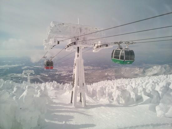 樹氷見学|蔵王温泉スキー場のクチコミ画像