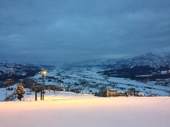 ナイター|石打丸山スキー場のクチコミ画像