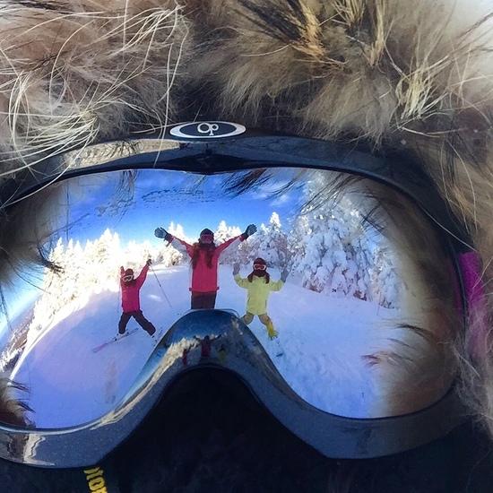 お気に入りのスキー場♪|パルコールつま恋スキーリゾートのクチコミ画像