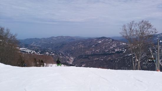 春スノーボード!|シャルマン火打スキー場のクチコミ画像