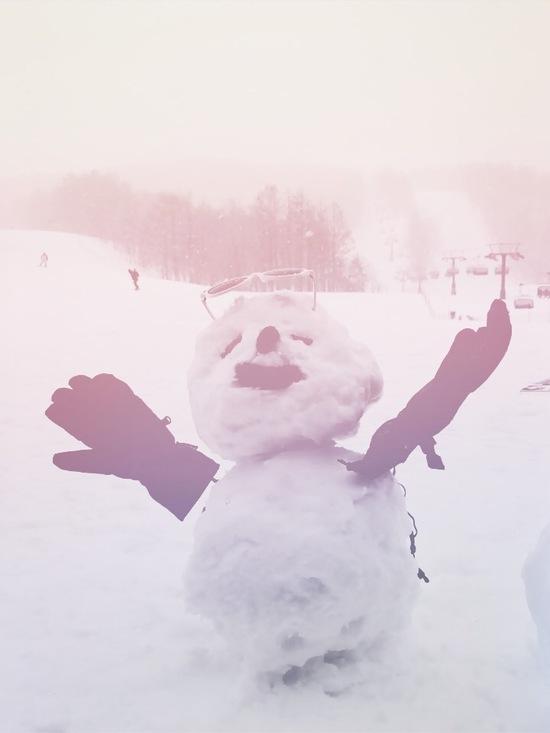 終了間際|箕輪スキー場のクチコミ画像3
