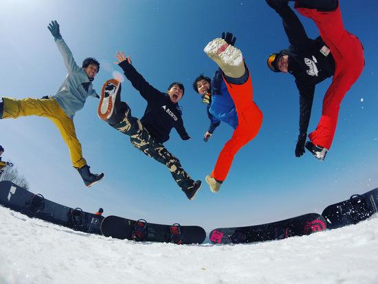 ゲレンデ飯最高!元気100倍!|丸沼高原スキー場のクチコミ画像