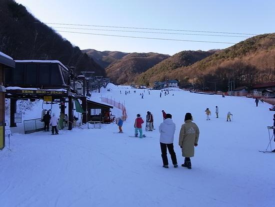 年末最後のスキー|やぶはら高原スキー場のクチコミ画像