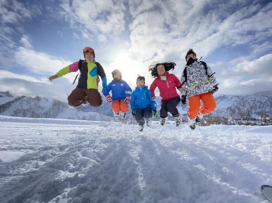 20年前の想い出のの雪質 湯沢中里スノーリゾートのクチコミ画像