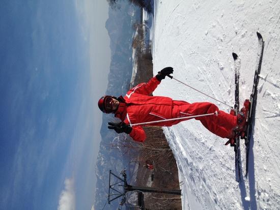 雪質、レイアウト、近場、全てよし!|オグナほたかスキー場のクチコミ画像