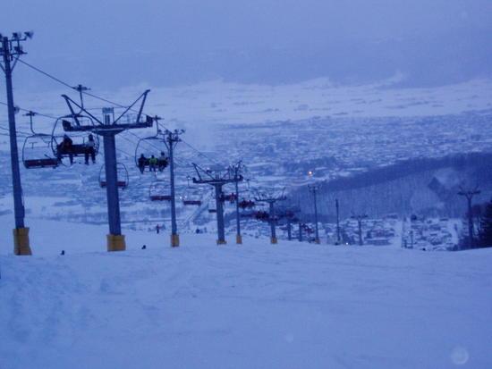 中級者向けスキー場|富良野スキー場のクチコミ画像