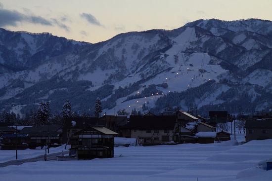 コースが沢山あります。|石打丸山スキー場のクチコミ画像