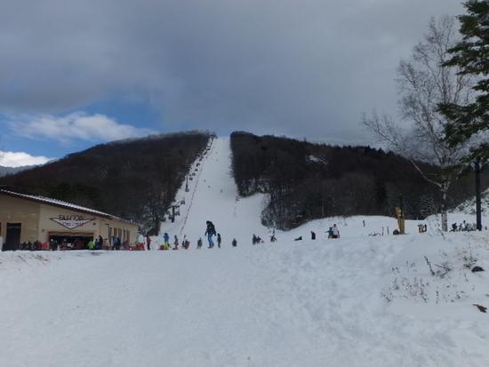 今は良い天気よりも、とにかく雪がほしい!!|箕輪スキー場のクチコミ画像