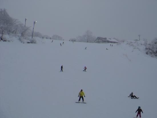 初心者に優しいスキー場|赤倉温泉スキー場のクチコミ画像3