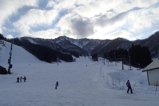 初滑り楽しみました。|神立スノーリゾート(旧 神立高原スキー場)のクチコミ画像