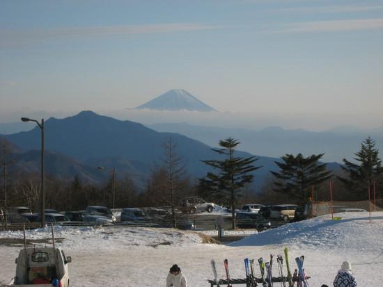富士山パチ|サンメドウズ清里スキー場のクチコミ画像