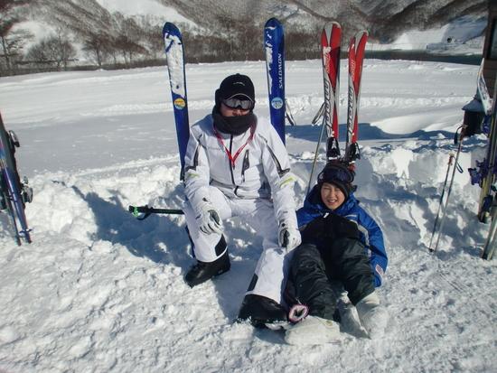 スキー最高|苗場スキー場のクチコミ画像