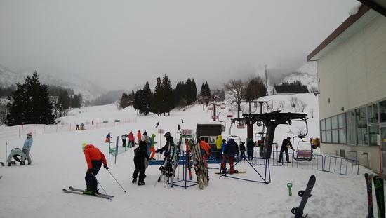 旧コース名「前倉」|六日町八海山スキー場のクチコミ画像2