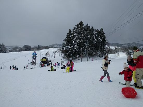 とっても広いゲレンデです|戸狩温泉スキー場のクチコミ画像