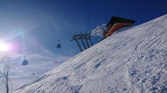 クリスマスに|苗場スキー場のクチコミ画像