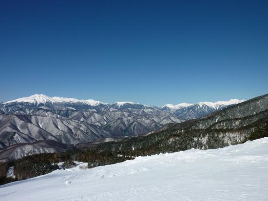 山好きには最高の景色|信州松本 野麦峠スキー場のクチコミ画像