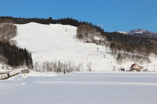 通うならココ! 藤里町営スキー場のクチコミ画像2