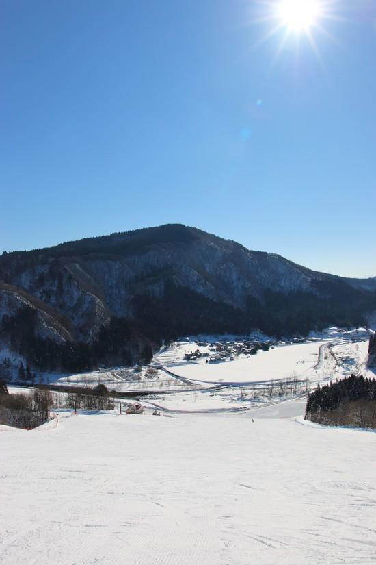 通うならココ! 藤里町営スキー場のクチコミ画像3