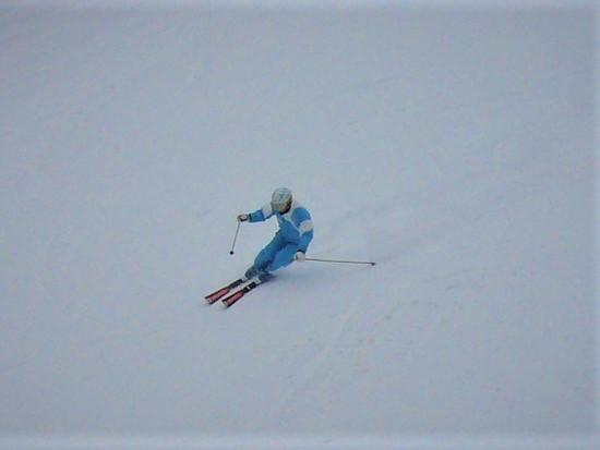 今日も練習|信州松本 野麦峠スキー場のクチコミ画像