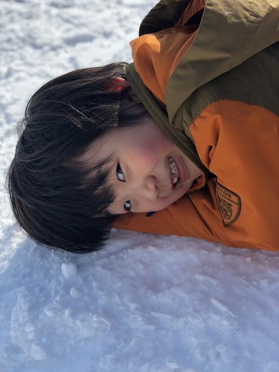雪が大好き|たんばらスキーパークのクチコミ画像