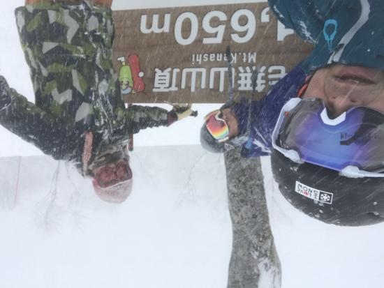 パウダー最高|野沢温泉スキー場のクチコミ画像