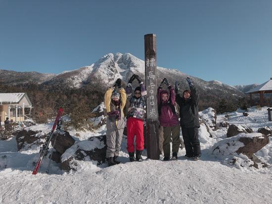 会社の仲間と!|丸沼高原スキー場のクチコミ画像