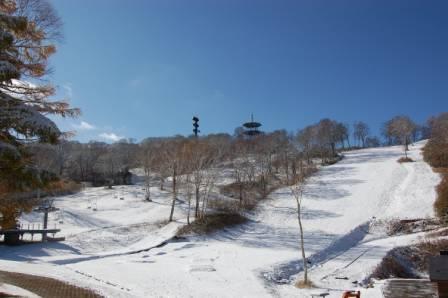 11/4の野沢 野沢温泉スキー場のクチコミ画像