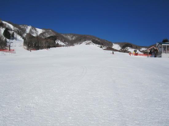 晴天!春スキー?|めいほうスキー場のクチコミ画像