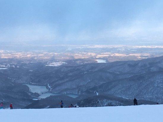 景色良かったです|夏油高原スキー場のクチコミ画像