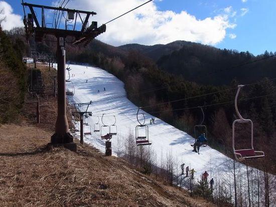 雪不足|信州松本 野麦峠スキー場のクチコミ画像