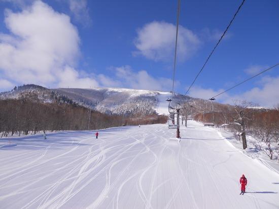 別世界のようでした|奥志賀高原スキー場のクチコミ画像