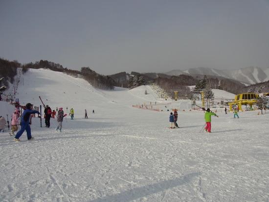 かたしな高原でファミリースキー|かたしな高原スキー場のクチコミ画像