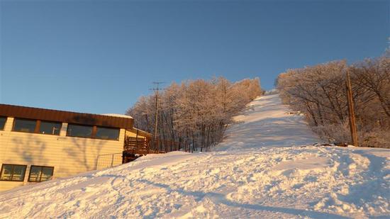 ようやく滑れました|タングラムスキーサーカスのクチコミ画像