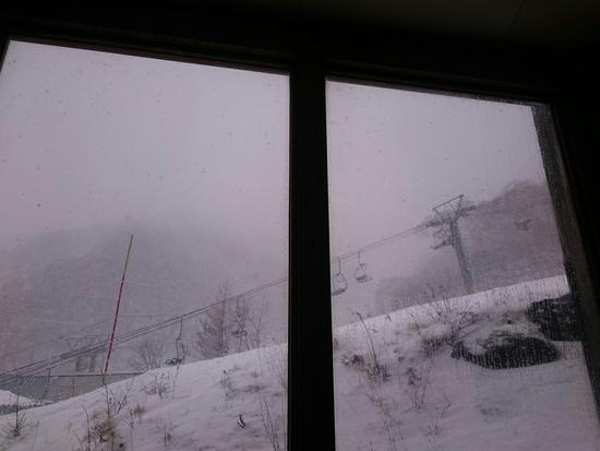 吹雪です|川場スキー場のクチコミ画像