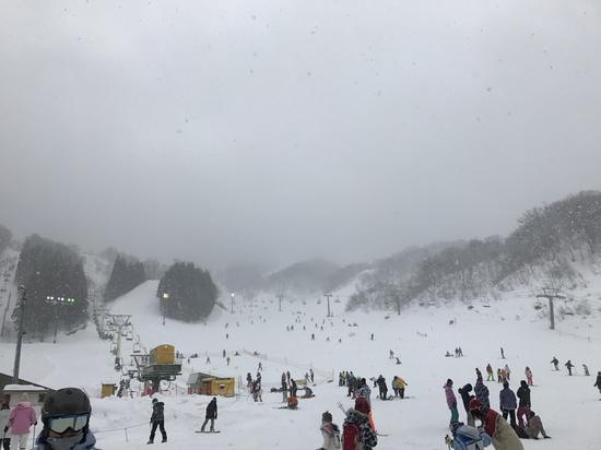 ふわふわの雪!!|ホワイトピアたかすのクチコミ画像