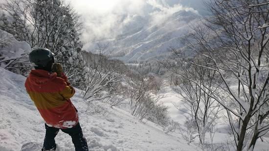パウダー天国 六日町八海山スキー場のクチコミ画像2