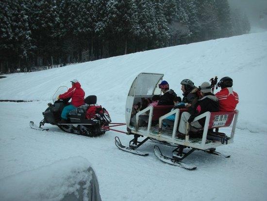 ナスキー号 野沢温泉スキー場のクチコミ画像