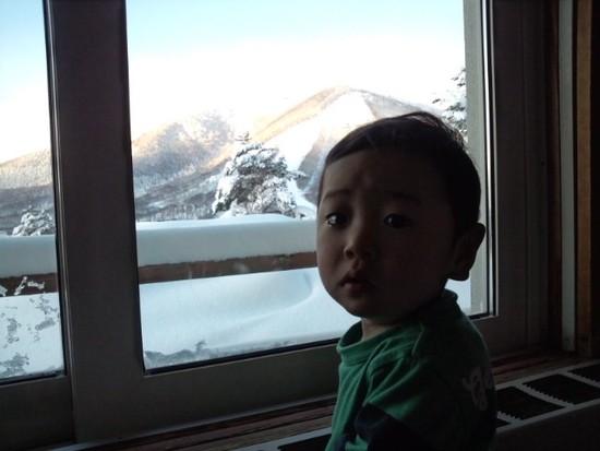 雪景色|斑尾高原スキー場のクチコミ画像