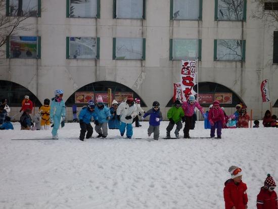 ファミリースキー|苗場スキー場のクチコミ画像