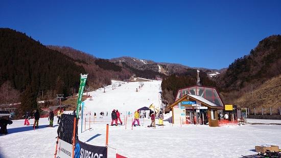 今年も終盤|めいほうスキー場のクチコミ画像