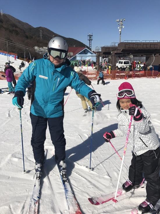 初めてのスキー場|カムイみさかスキー場のクチコミ画像