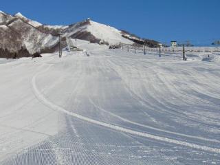 ひろびろしてて気持ちがいいです!|岩原スキー場のクチコミ画像