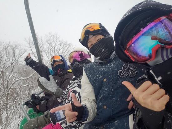 パウダースノー|栂池高原スキー場のクチコミ画像